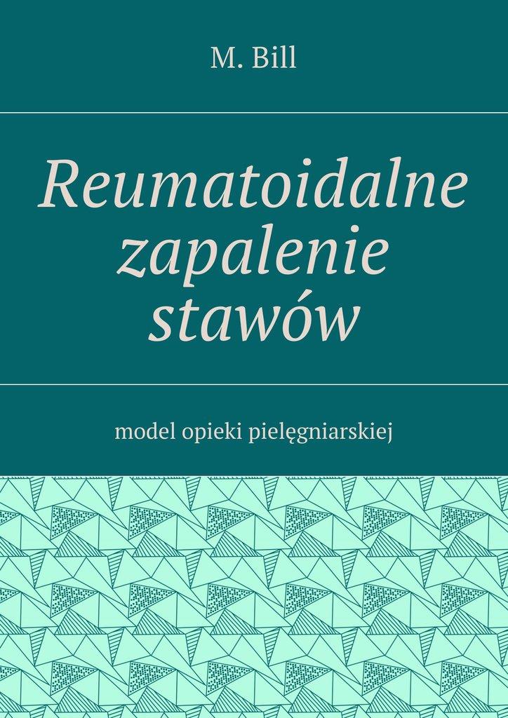 Reumatoidalne zapalenie stawów - Ebook (Książka na Kindle) do pobrania w formacie MOBI