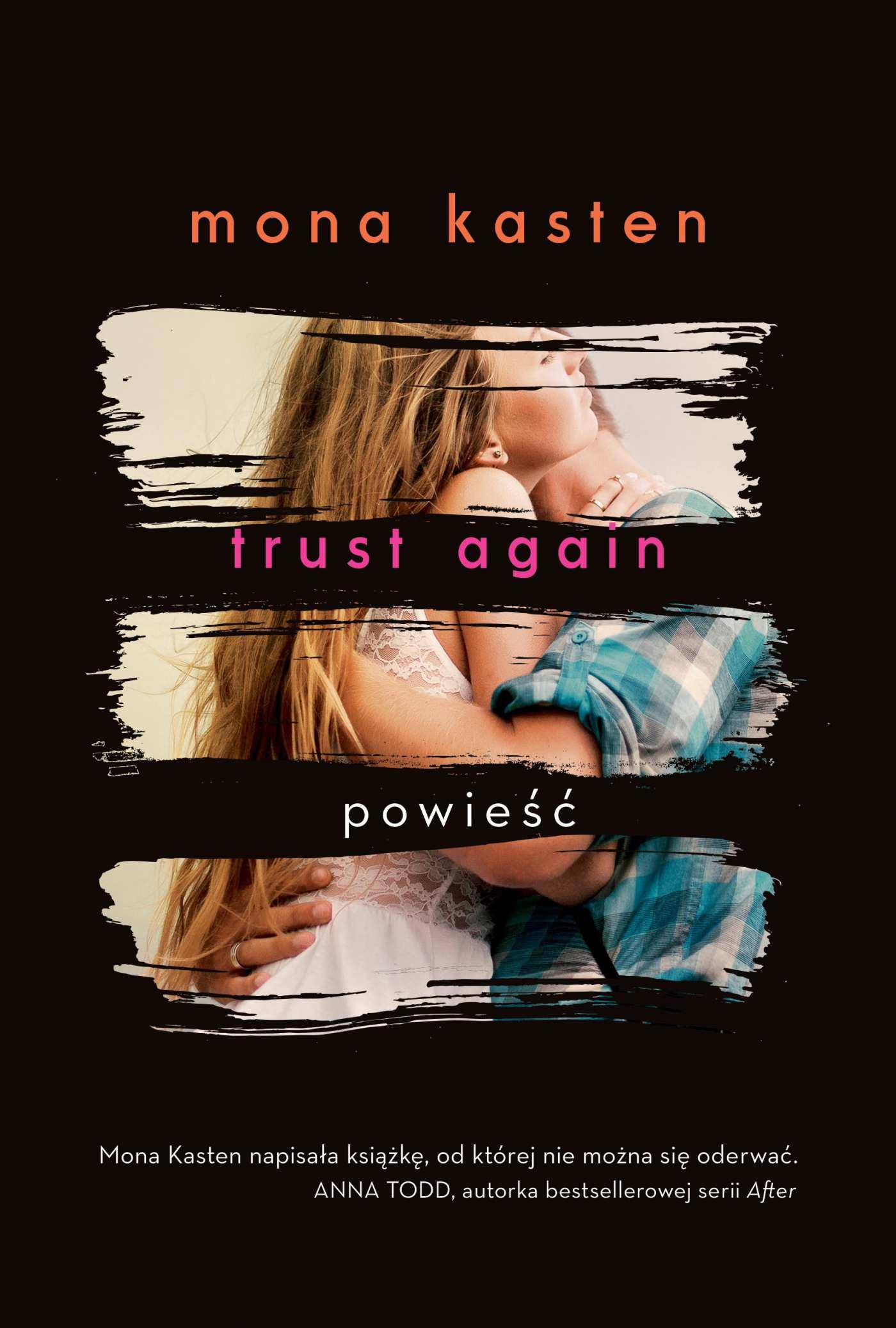 Trust Again - Ebook (Książka na Kindle) do pobrania w formacie MOBI