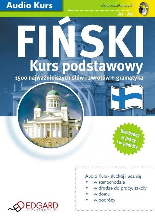 Fiński Kurs Podstawowy - Audiobook (Książka audio MP3) do pobrania w całości w archiwum ZIP