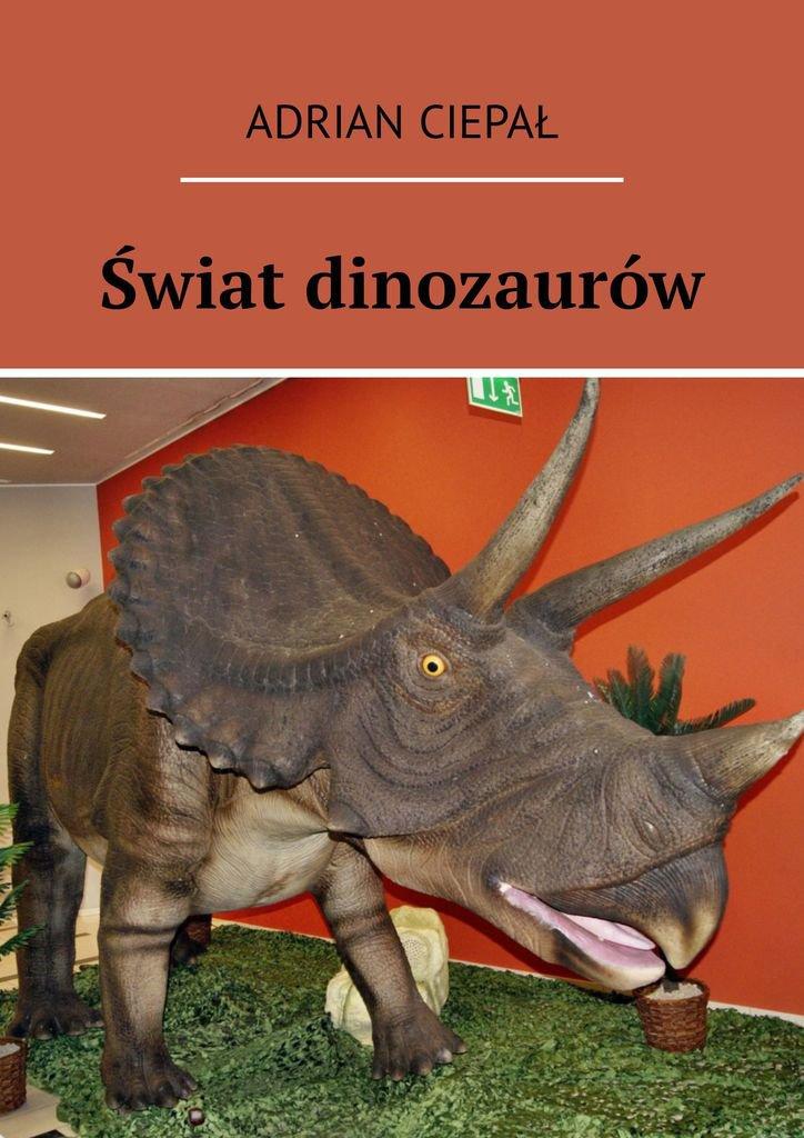 Świat dinozaurów - Ebook (Książka na Kindle) do pobrania w formacie MOBI