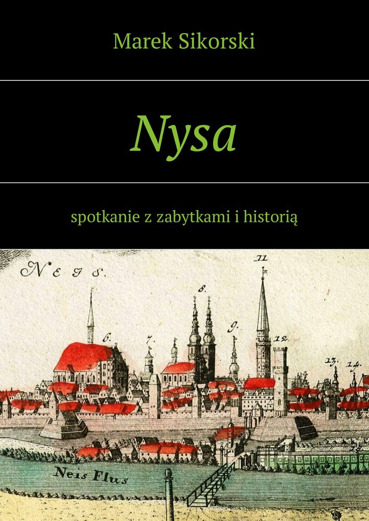 Nysa - Ebook (Książka na Kindle) do pobrania w formacie MOBI