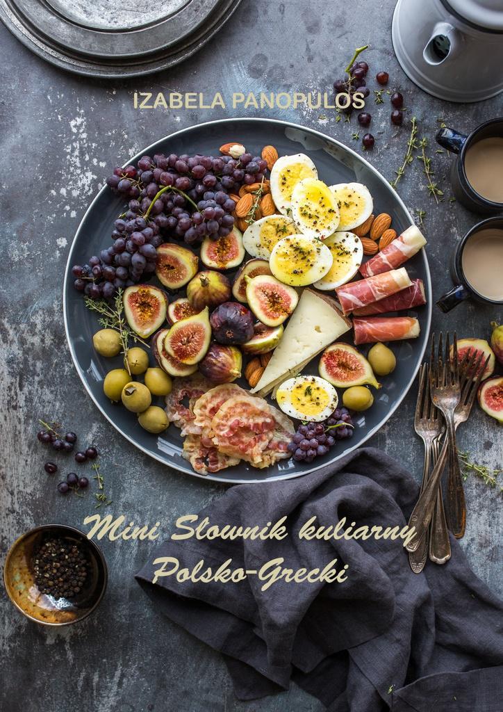 Minisłownik kulinarny polsko-grecki - Ebook (Książka na Kindle) do pobrania w formacie MOBI