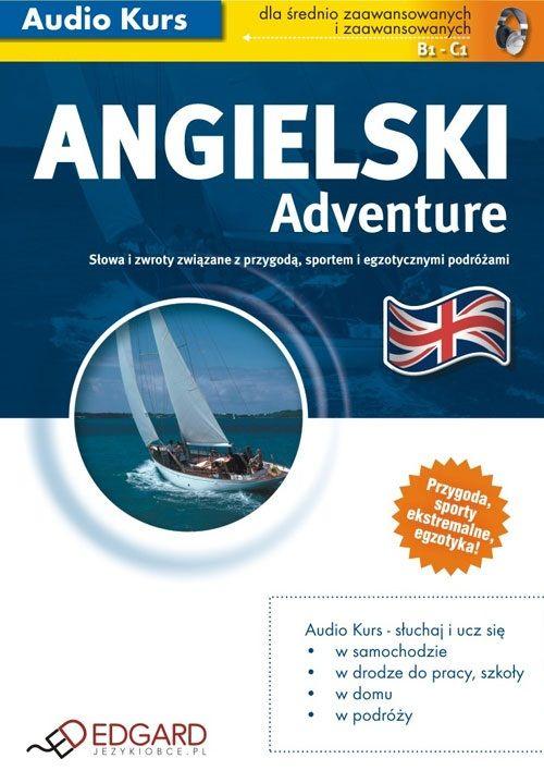 Angielski Adventure - Audiobook (Książka audio MP3) do pobrania w całości w archiwum ZIP
