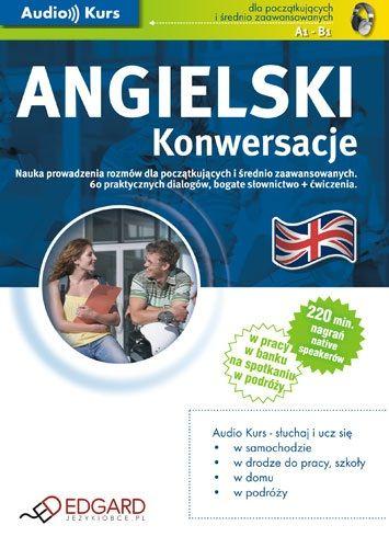 Angielski Konwersacje - Audiobook (Książka audio MP3) do pobrania w całości w archiwum ZIP