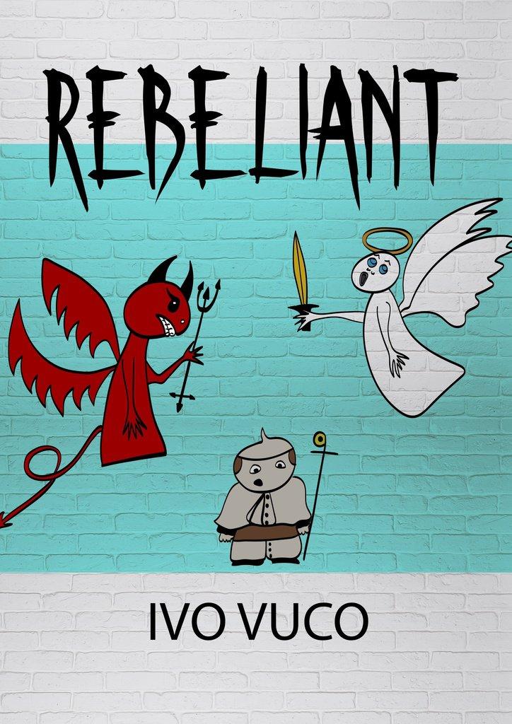 Rebeliant - Ebook (Książka EPUB) do pobrania w formacie EPUB
