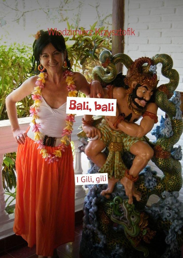 Bali,bali - Ebook (Książka EPUB) do pobrania w formacie EPUB