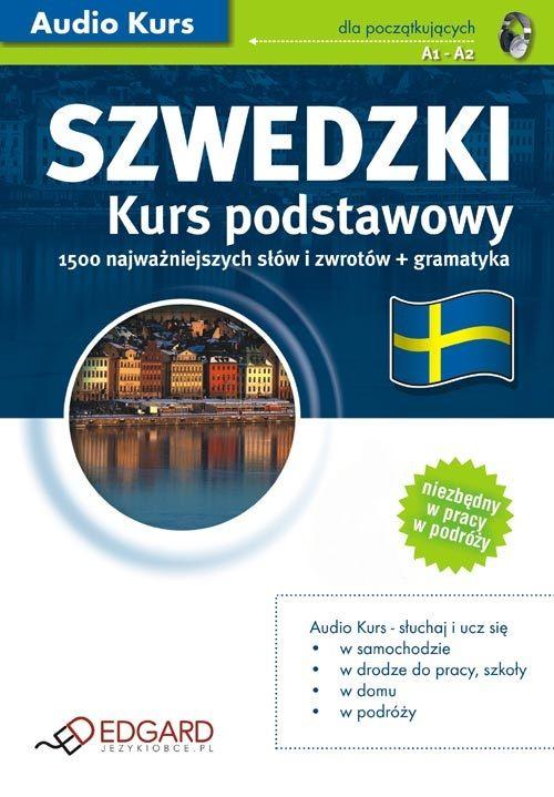 Szwedzki Kurs Podstawowy +PDF - Audiobook (Książka audio MP3) do pobrania w całości w archiwum ZIP