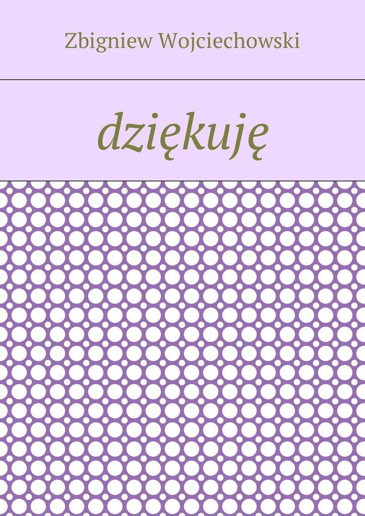 Dziękuję - Ebook (Książka na Kindle) do pobrania w formacie MOBI
