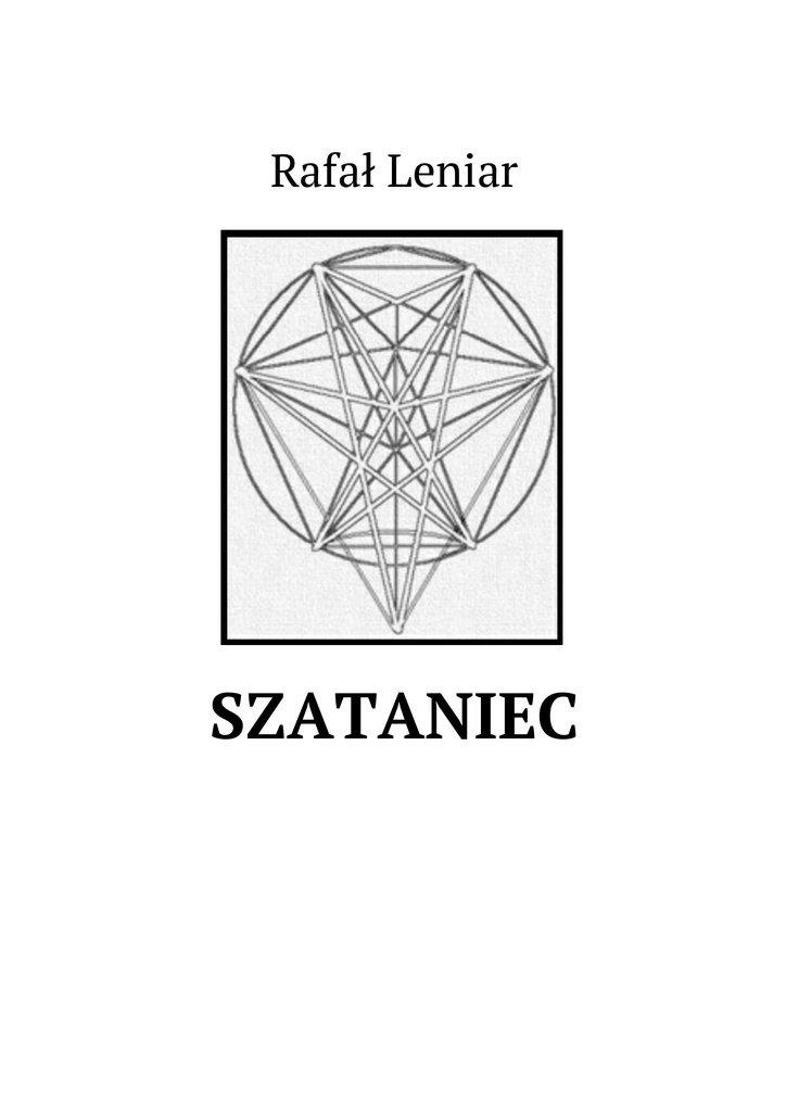 Szataniec - Ebook (Książka na Kindle) do pobrania w formacie MOBI