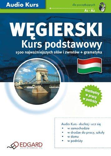 Węgierski Kurs Podstawowy +PDF - Audiobook (Książka audio MP3) do pobrania w całości w archiwum ZIP