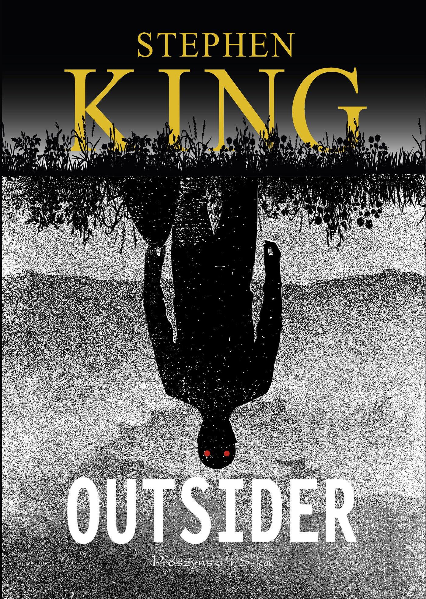 Outsider - Ebook (Książka na Kindle) do pobrania w formacie MOBI