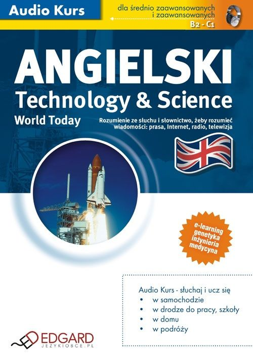 Angielski World Today Technology and Science - Audiobook (Książka audio MP3) do pobrania w całości w archiwum ZIP