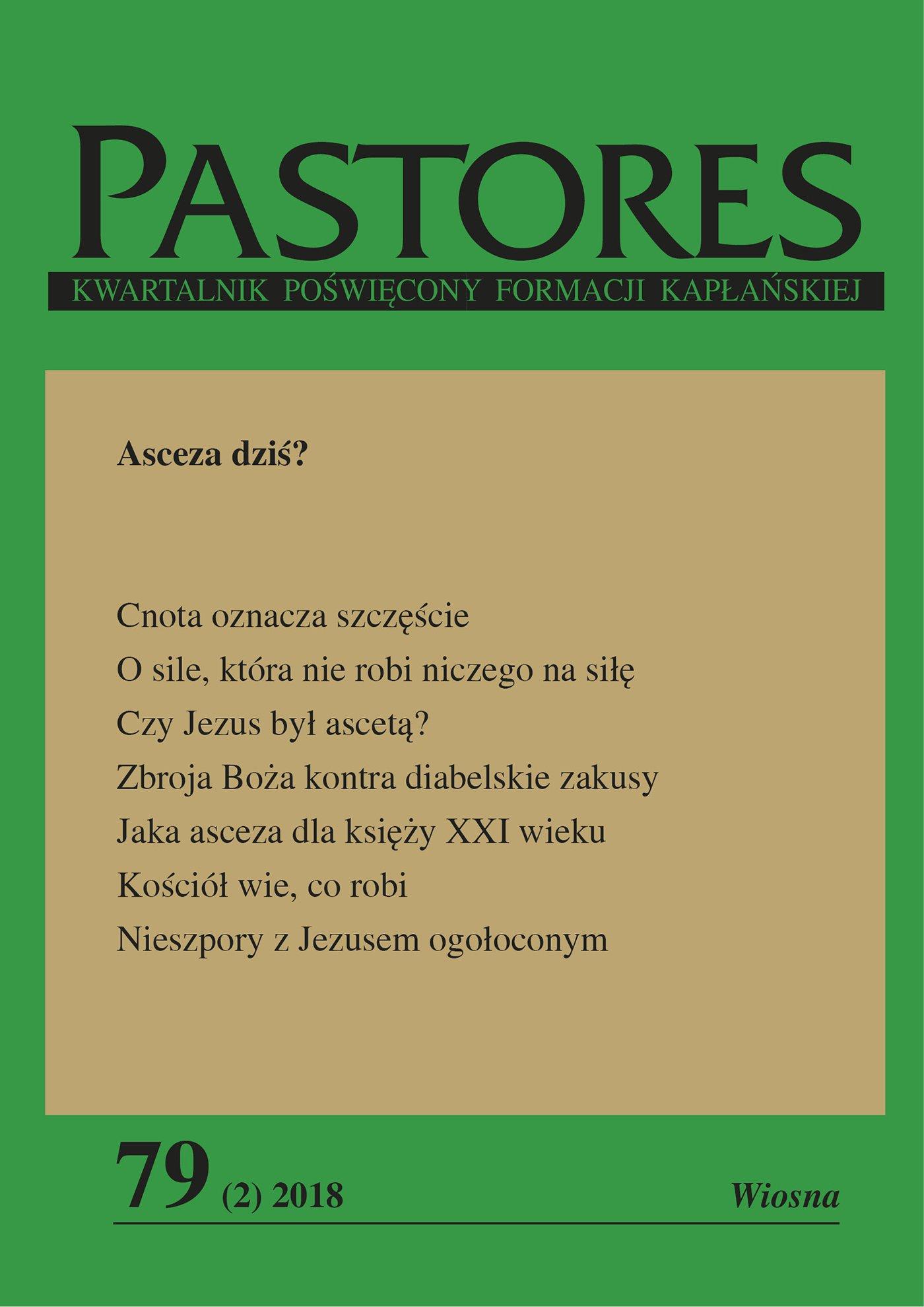 Pastores 79 (2) 2018 - Ebook (Książka EPUB) do pobrania w formacie EPUB