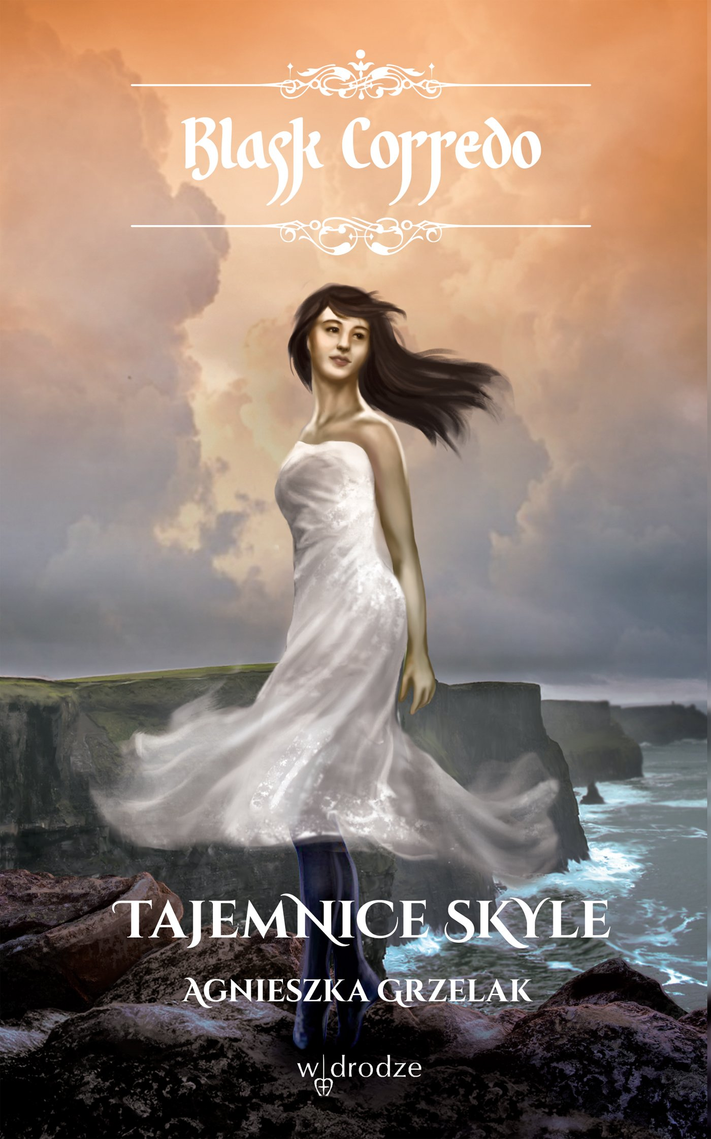 Blask Corredo. Tom 4. Tajemnice Skyle - Ebook (Książka na Kindle) do pobrania w formacie MOBI