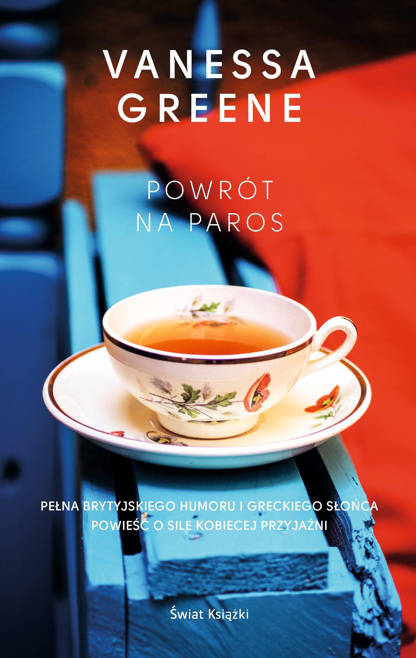 Powrót na Paros - Ebook (Książka EPUB) do pobrania w formacie EPUB