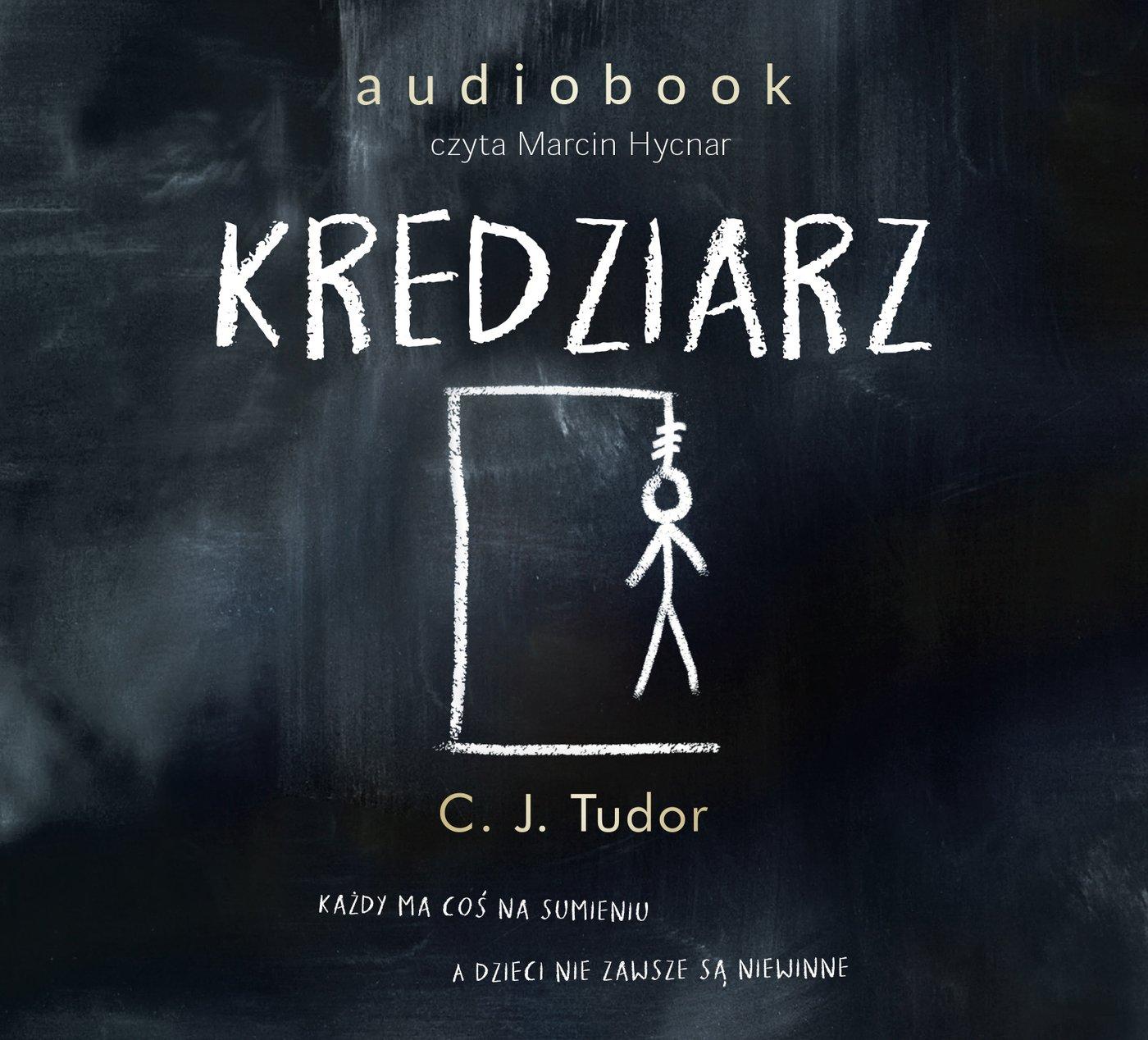 Kredziarz - Audiobook (Książka audio MP3) do pobrania w całości w archiwum ZIP
