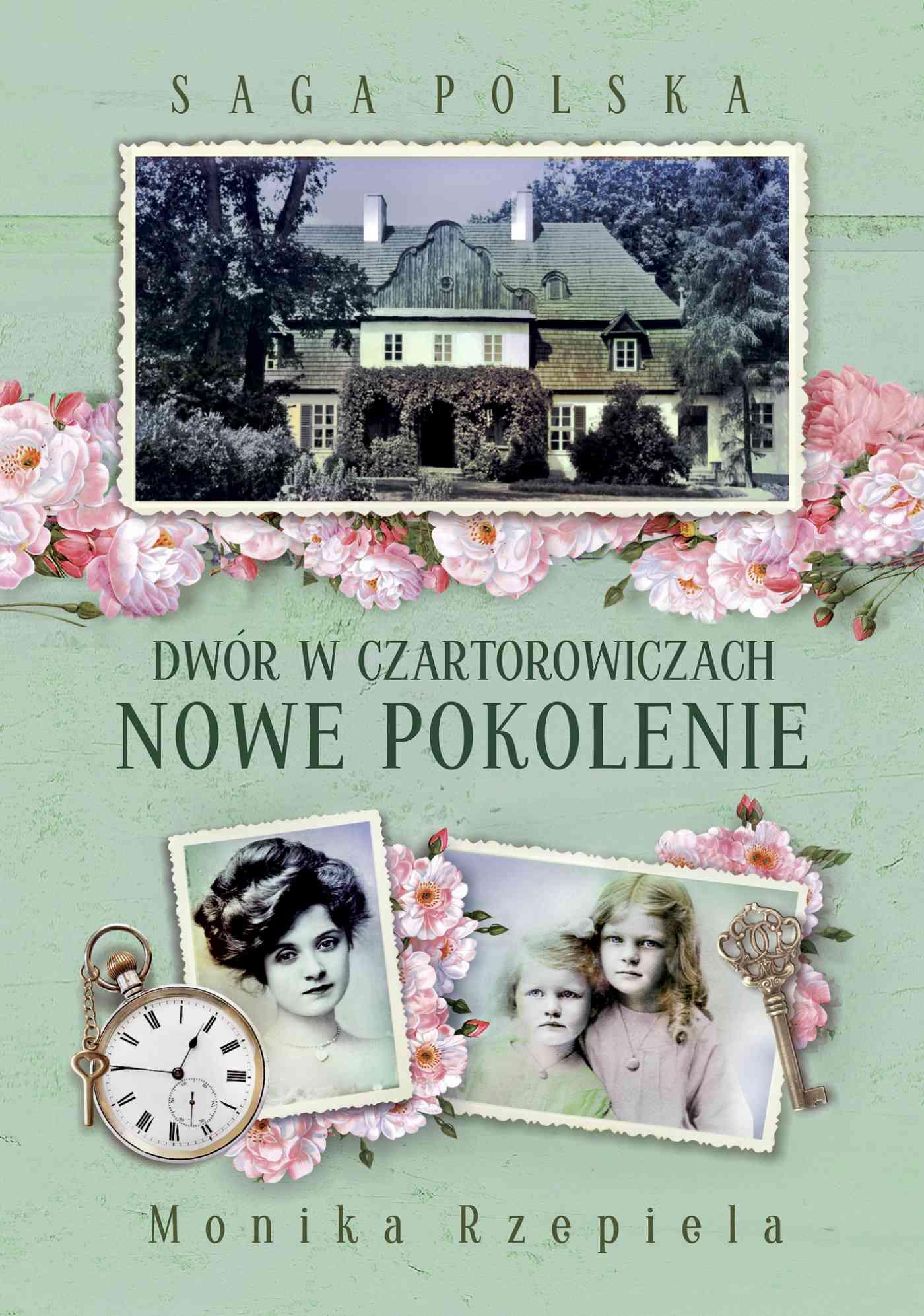 Dwór w Czartorowiczach. Nowe pokolenie - Ebook (Książka na Kindle) do pobrania w formacie MOBI