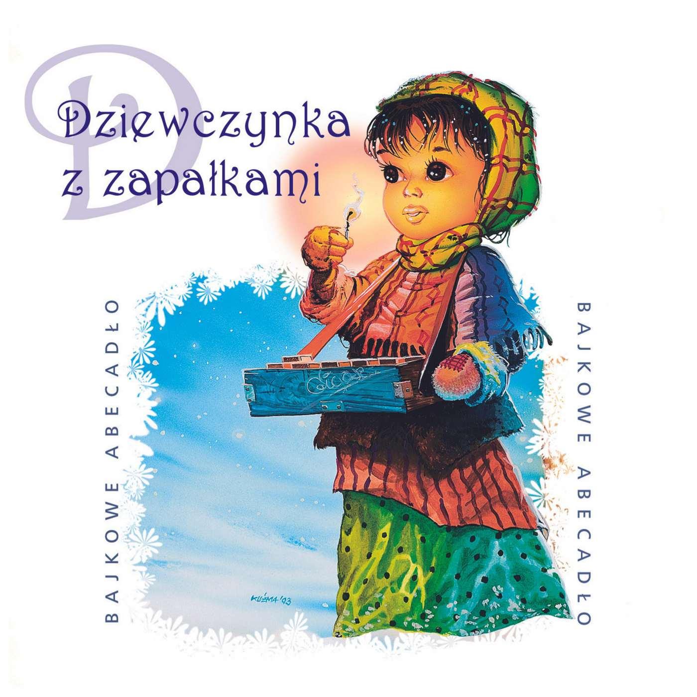 Dziewczynka z zapałkami - Audiobook (Książka audio MP3) do pobrania w całości w archiwum ZIP