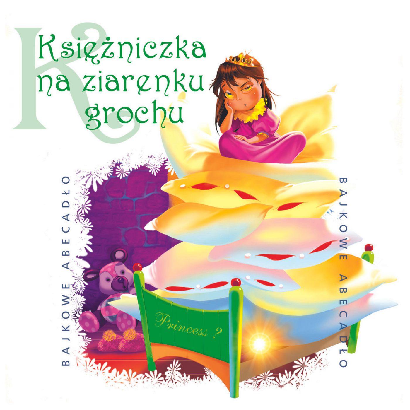 Księżniczka na ziarenku grochu - Audiobook (Książka audio MP3) do pobrania w całości w archiwum ZIP