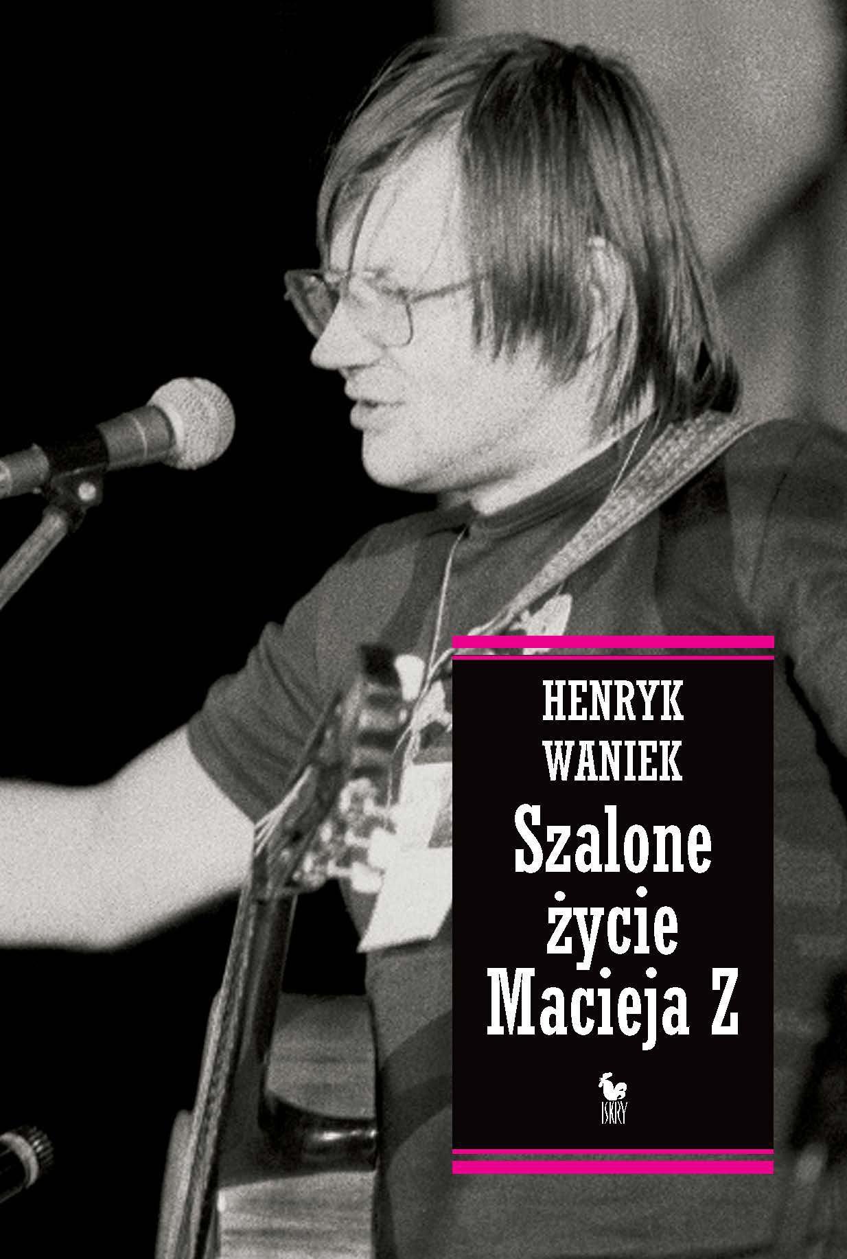 Szalone życie Macieja Z - Ebook (Książka EPUB) do pobrania w formacie EPUB