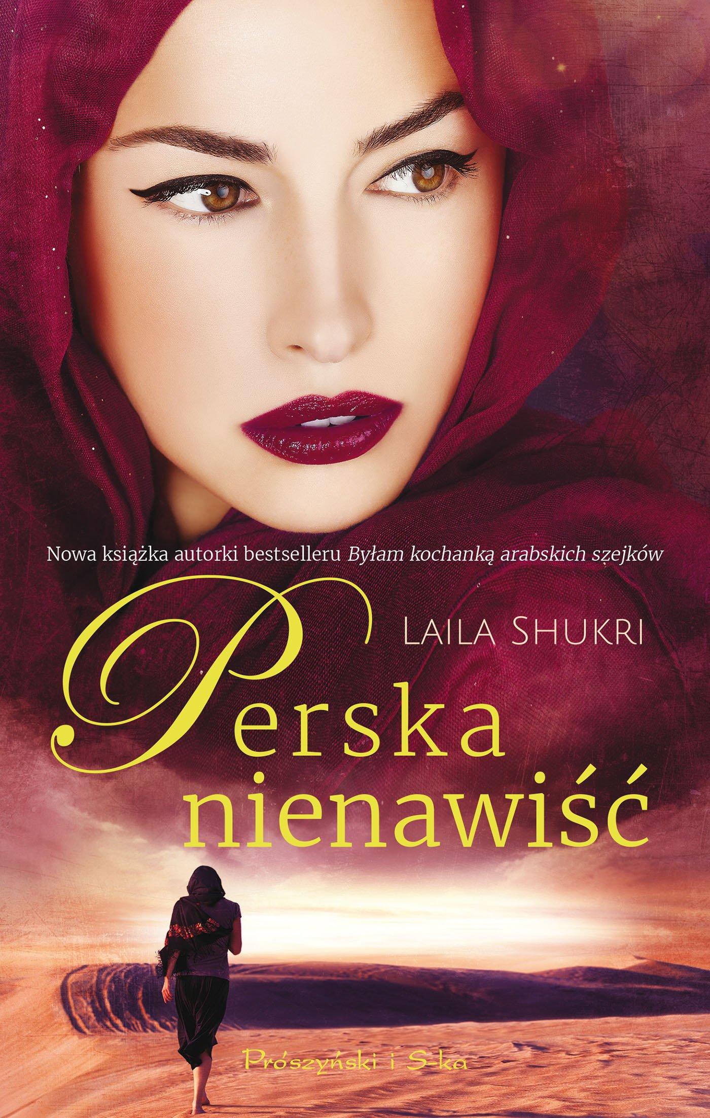 Perska nienawiść - Ebook (Książka na Kindle) do pobrania w formacie MOBI
