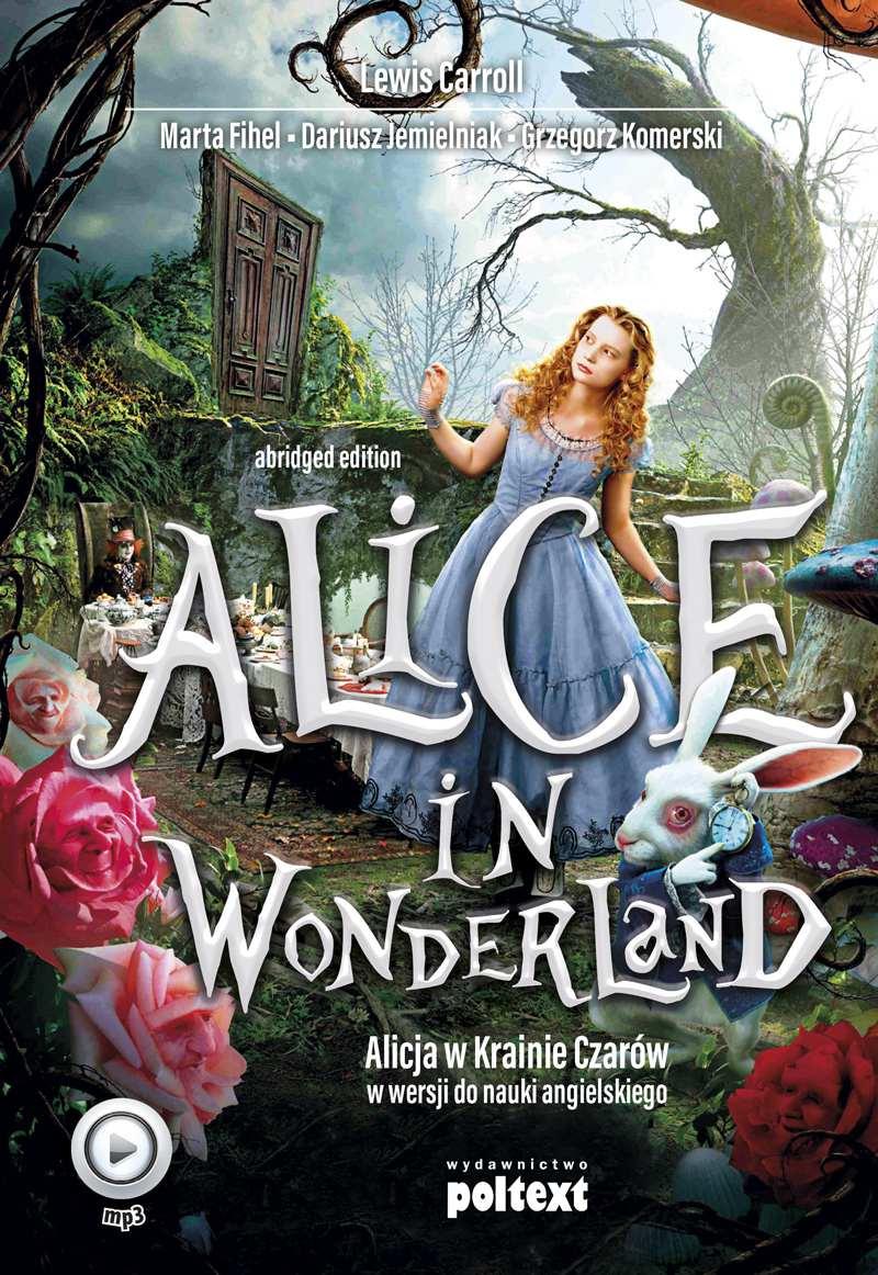 Alice in Wonderland. Alicja w Krainie Czarów do nauki angielskiego - Audiobook (Książka audio MP3) do pobrania w całości w archiwum ZIP