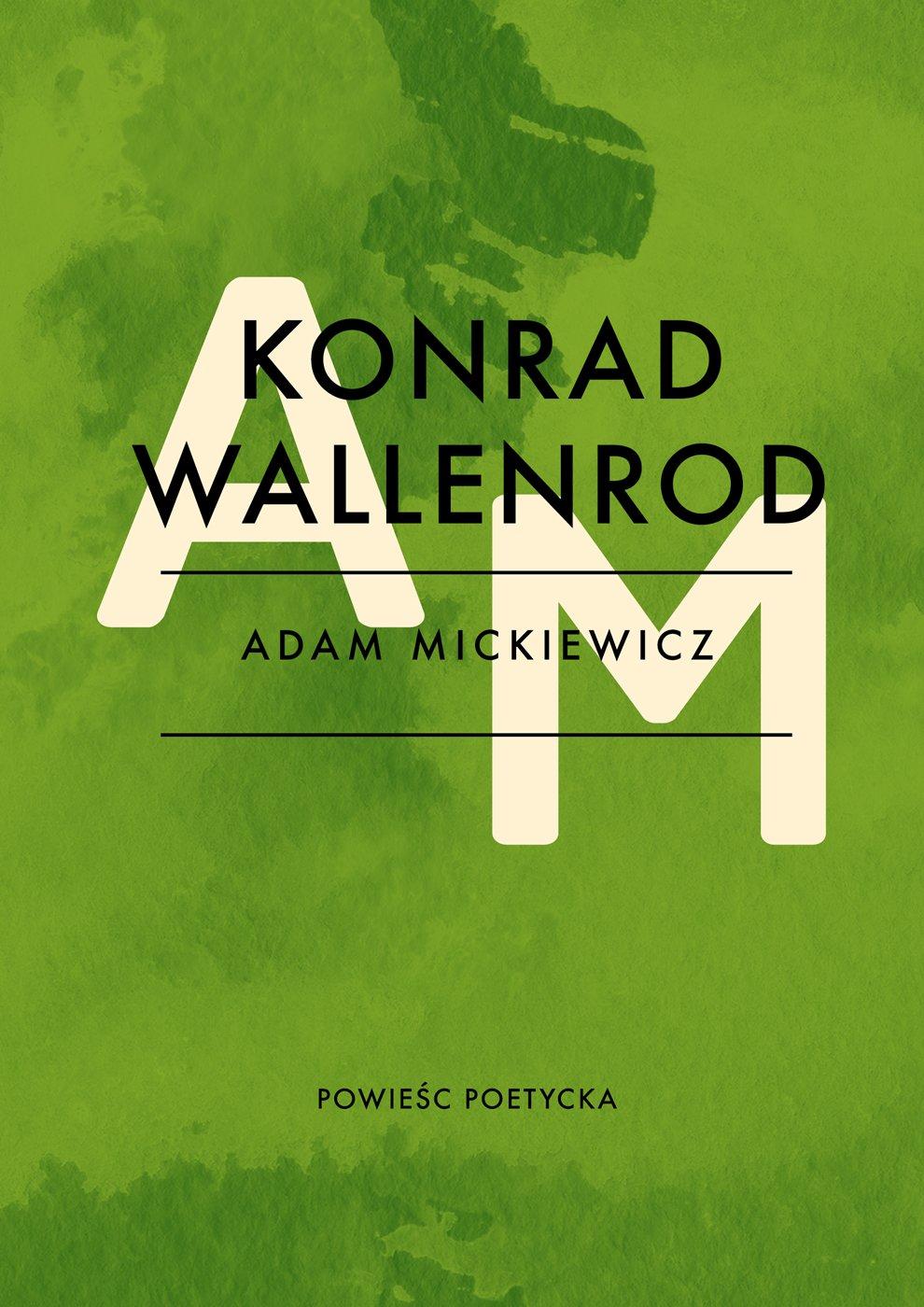 Konrad Wallenrod - Ebook (Książka EPUB) do pobrania w formacie EPUB