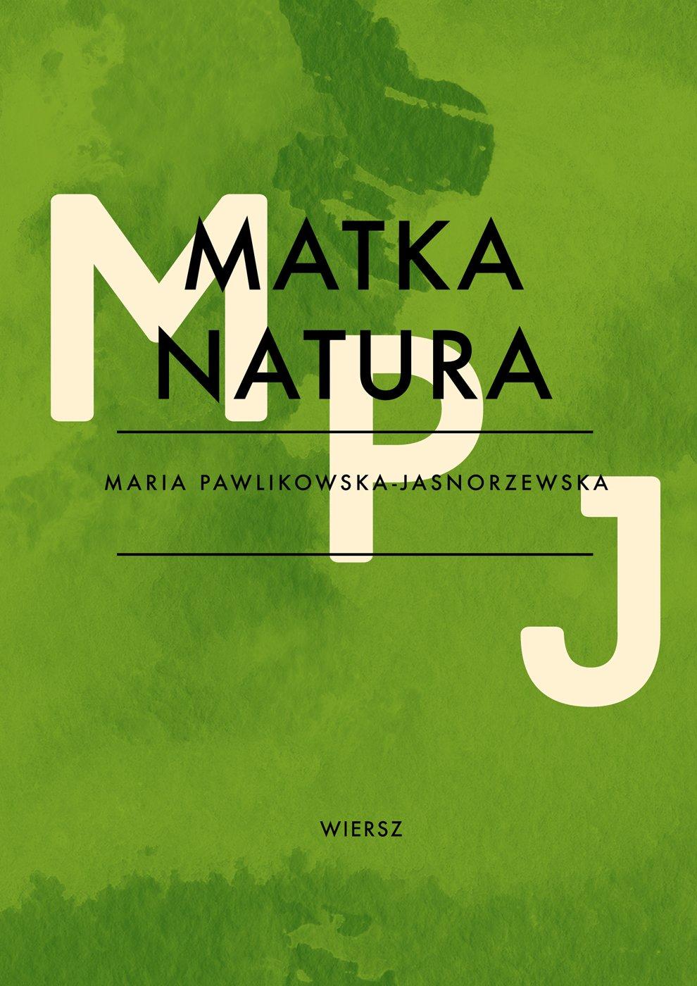 Matka Natura - Ebook (Książka EPUB) do pobrania w formacie EPUB