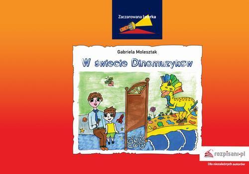 W świecie Dinomuzyków - Ebook (Książka na Kindle) do pobrania w formacie MOBI