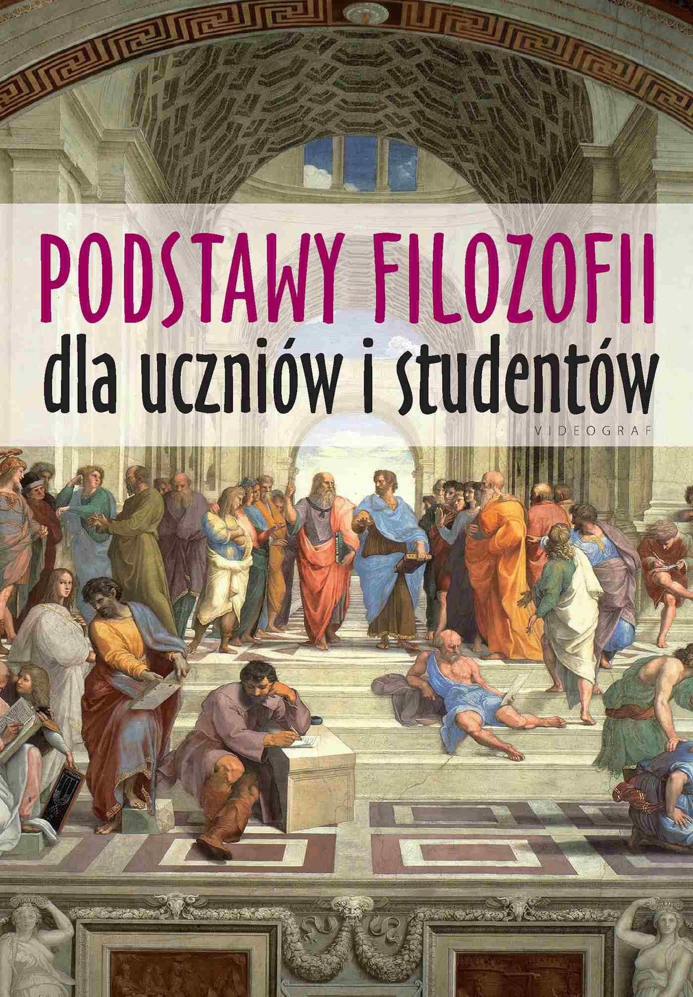 Podstawy filozofii dla uczniów i studentów - Ebook (Książka na Kindle) do pobrania w formacie MOBI