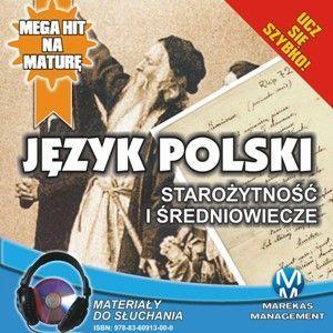 Język polski - Starożytność i Średniowiecze - Audiobook (Książka audio MP3) do pobrania w całości w archiwum ZIP