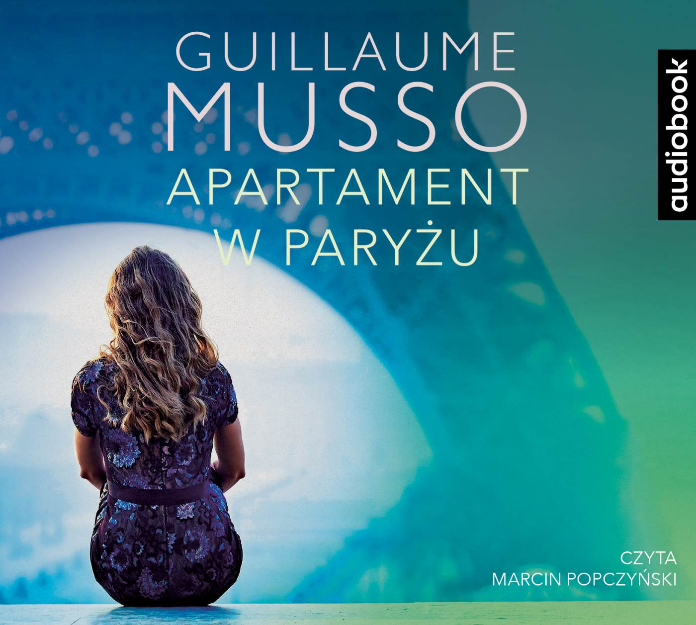 Apartament w Paryżu - Audiobook (Książka audio MP3) do pobrania w całości w archiwum ZIP