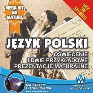 Język polski - Oświecenie - Audiobook (Książka audio MP3) do pobrania w całości w archiwum ZIP