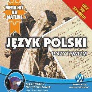 Język polski - Pozytywizm - Audiobook (Książka audio MP3) do pobrania w całości w archiwum ZIP