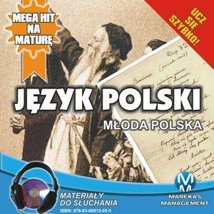 Język polski - Młoda Polska - Audiobook (Książka audio MP3) do pobrania w całości w archiwum ZIP