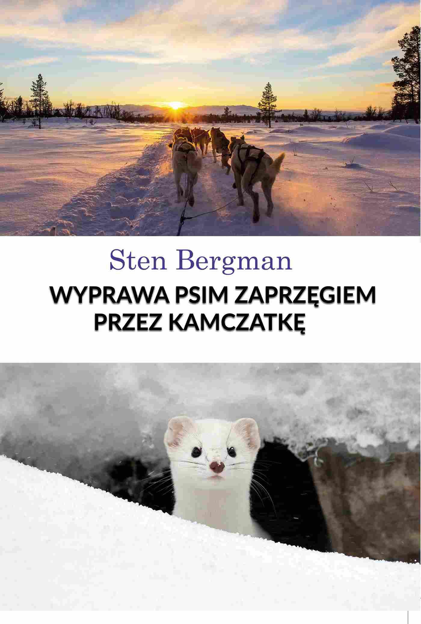 Wyprawa psim zaprzęgiem przez Kamczatkę - Ebook (Książka EPUB) do pobrania w formacie EPUB