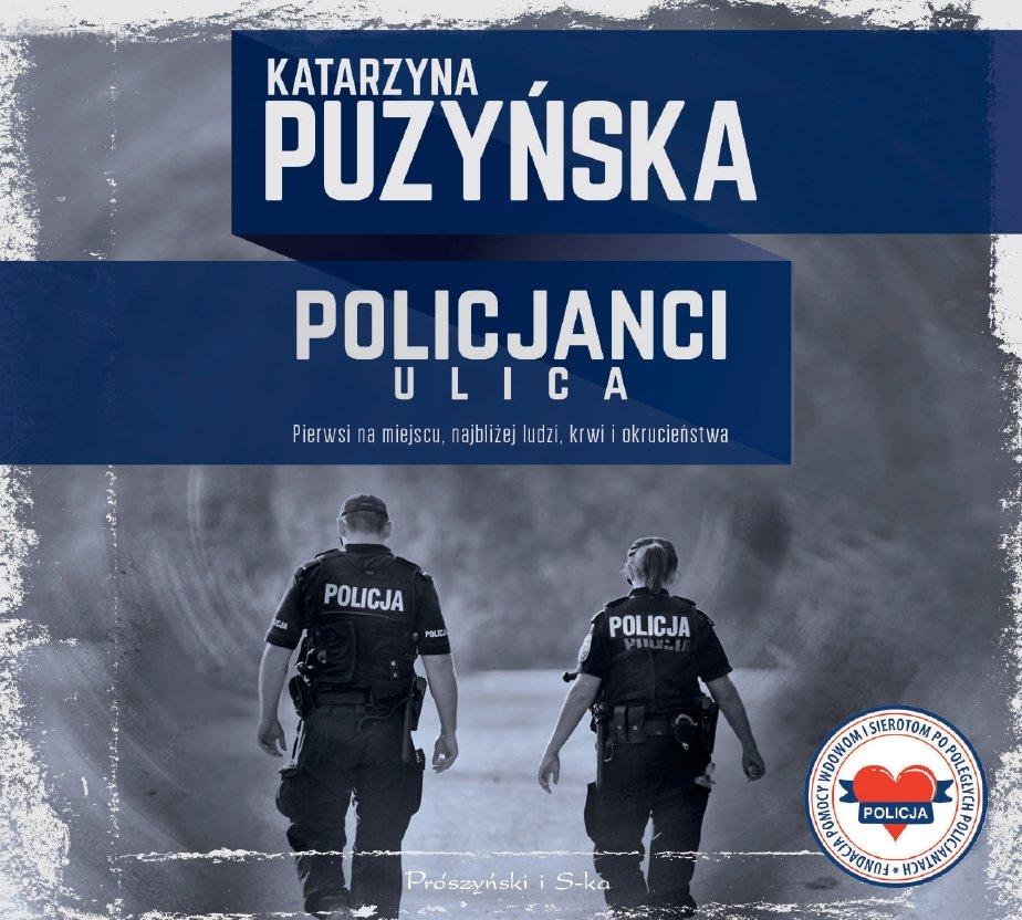 Policjanci. Ulica - Audiobook (Książka audio MP3) do pobrania w całości w archiwum ZIP