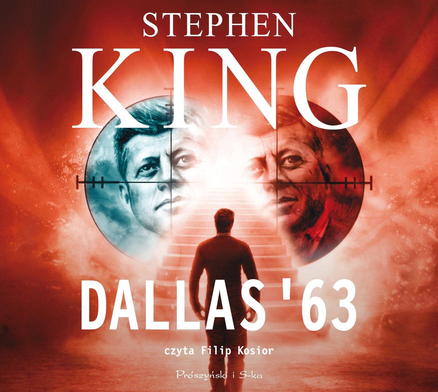 Dallas '63 - Audiobook (Książka audio MP3) do pobrania w całości w archiwum ZIP
