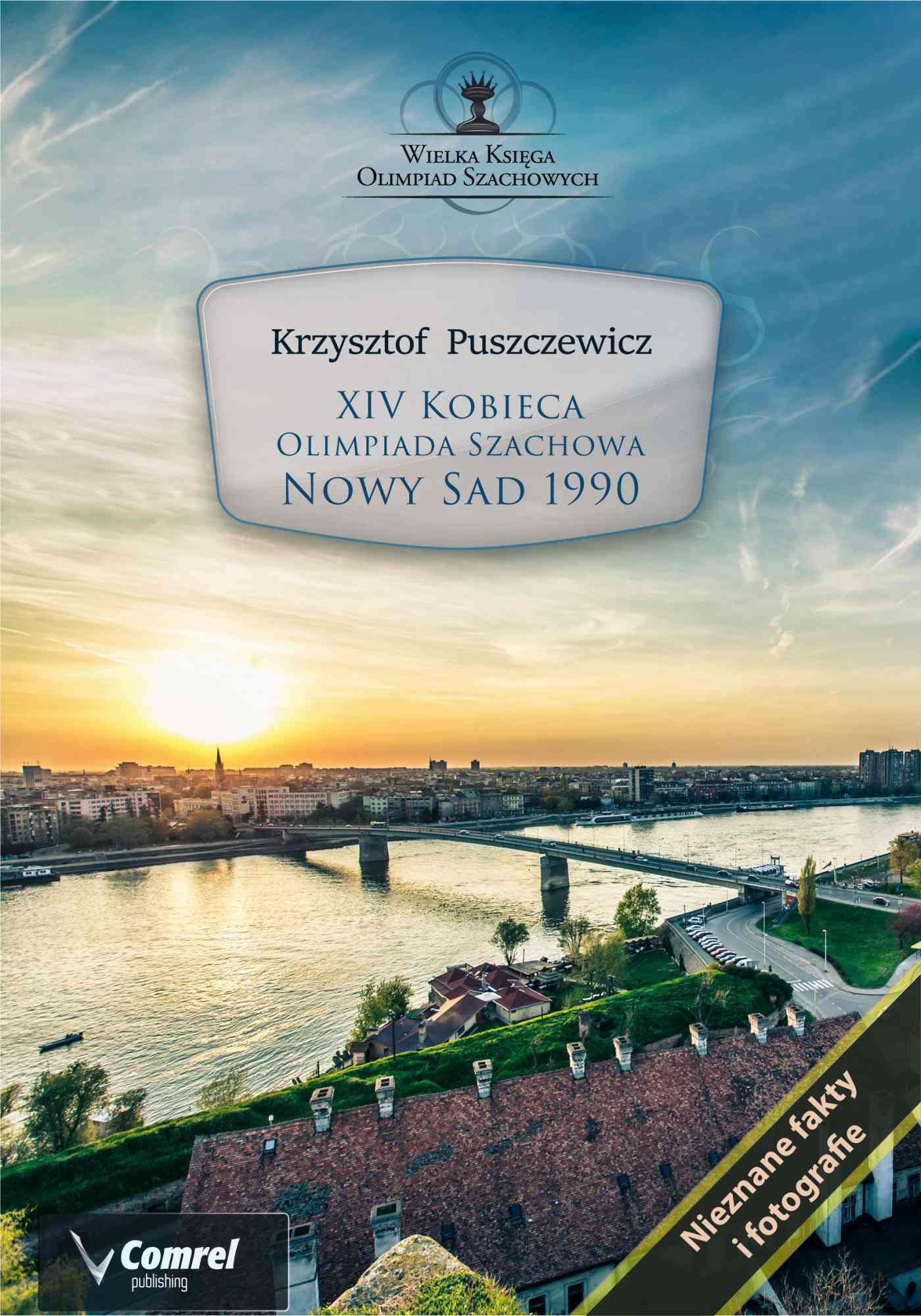 XIV Kobieca Olimpiada Szachowa - Nowy Sad 1990 - Ebook (Książka PDF) do pobrania w formacie PDF