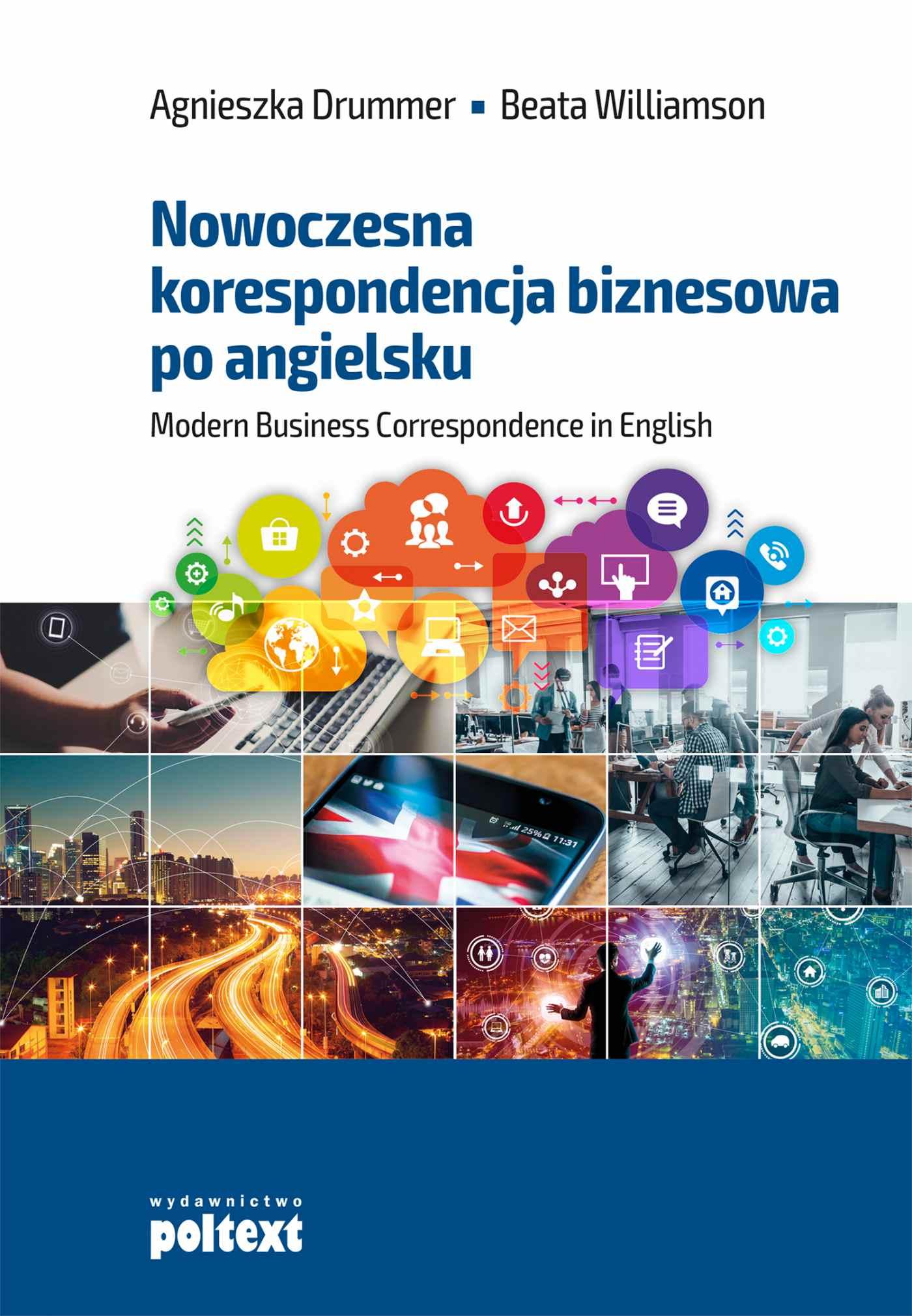 Nowoczesna korespondencja biznesowa po angielsku - Ebook (Książka na Kindle) do pobrania w formacie MOBI