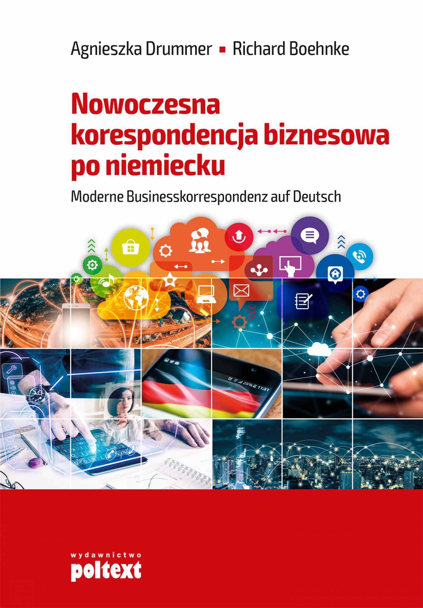Nowoczesna korespondencja biznesowa po niemiecku - Ebook (Książka EPUB) do pobrania w formacie EPUB