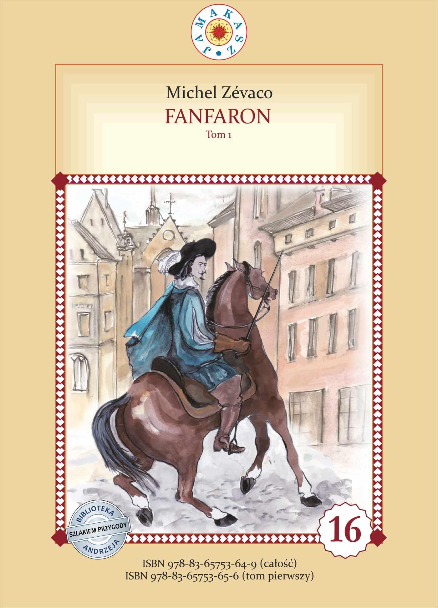 Fanfaron. Część 1 - Ebook (Książka EPUB) do pobrania w formacie EPUB