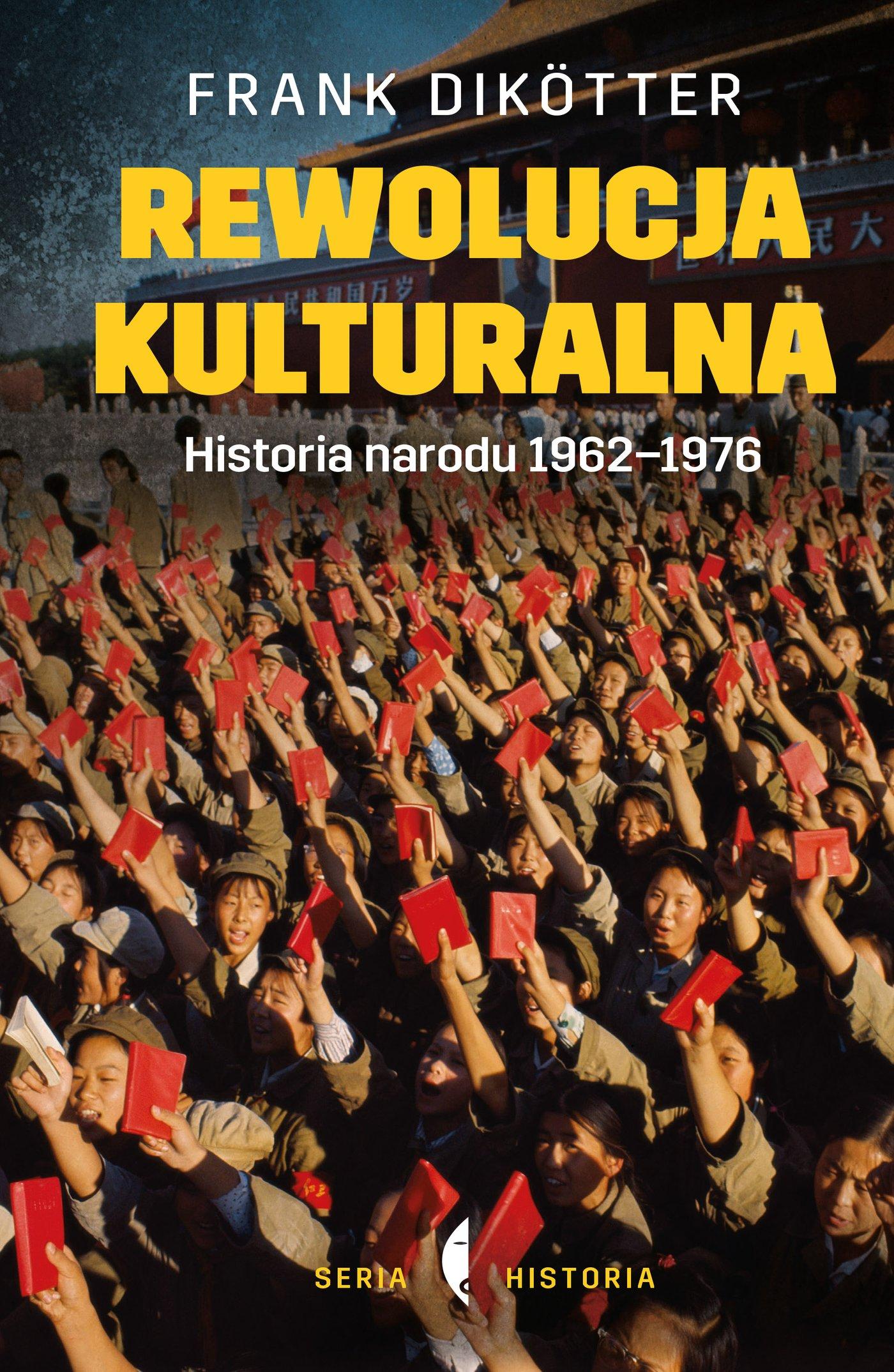 Rewolucja kulturalna - Ebook (Książka na Kindle) do pobrania w formacie MOBI