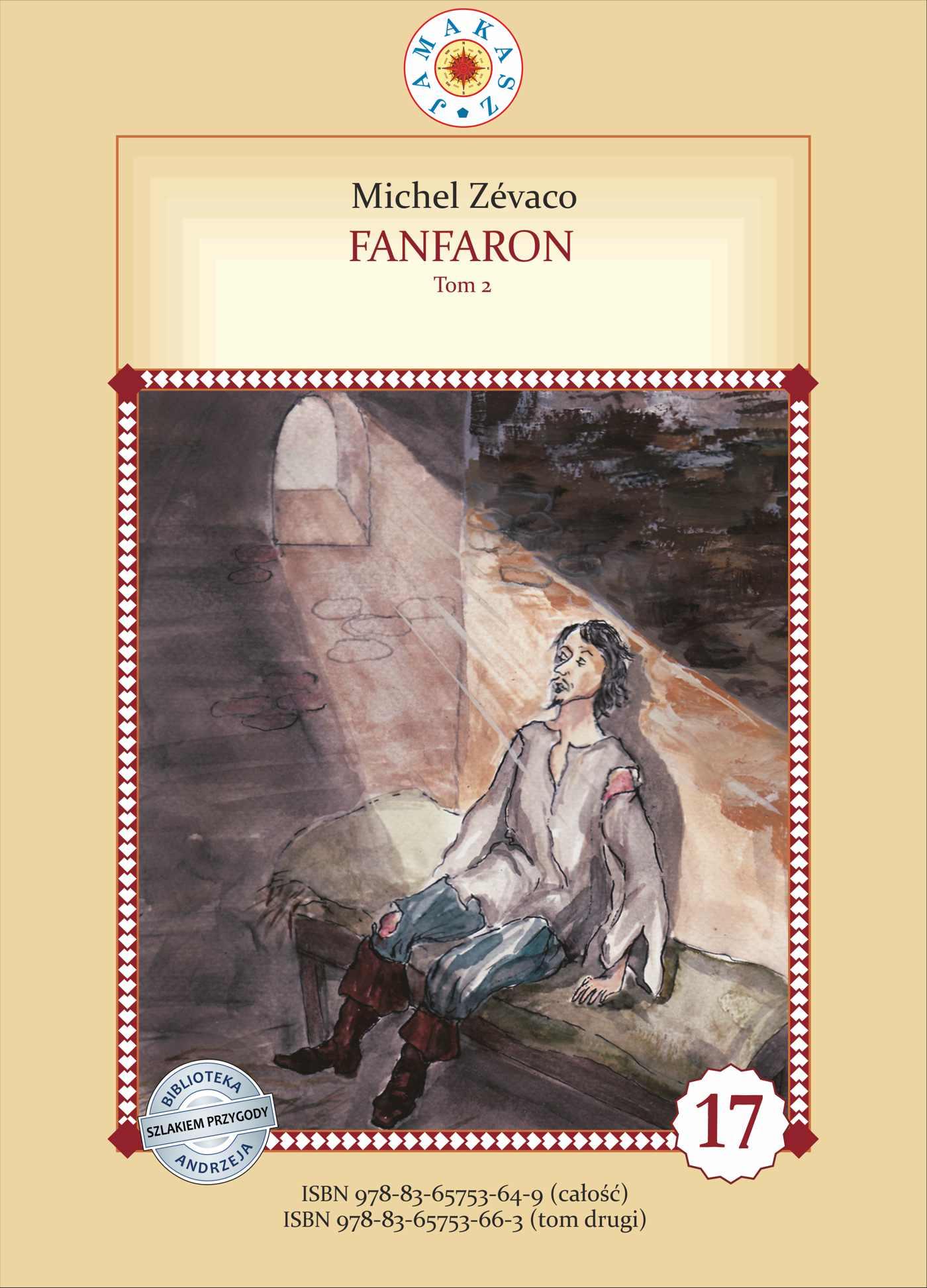 Fanfaron. Część 2 - Ebook (Książka EPUB) do pobrania w formacie EPUB