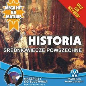 Historia - Średniowiecze powszechne - Audiobook (Książka audio MP3) do pobrania w całości w archiwum ZIP