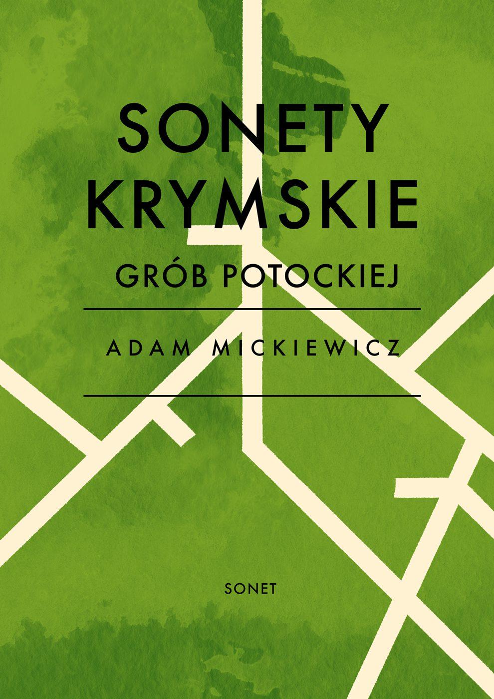 Sonety krymskie - Grób Potockiej - Ebook (Książka EPUB) do pobrania w formacie EPUB