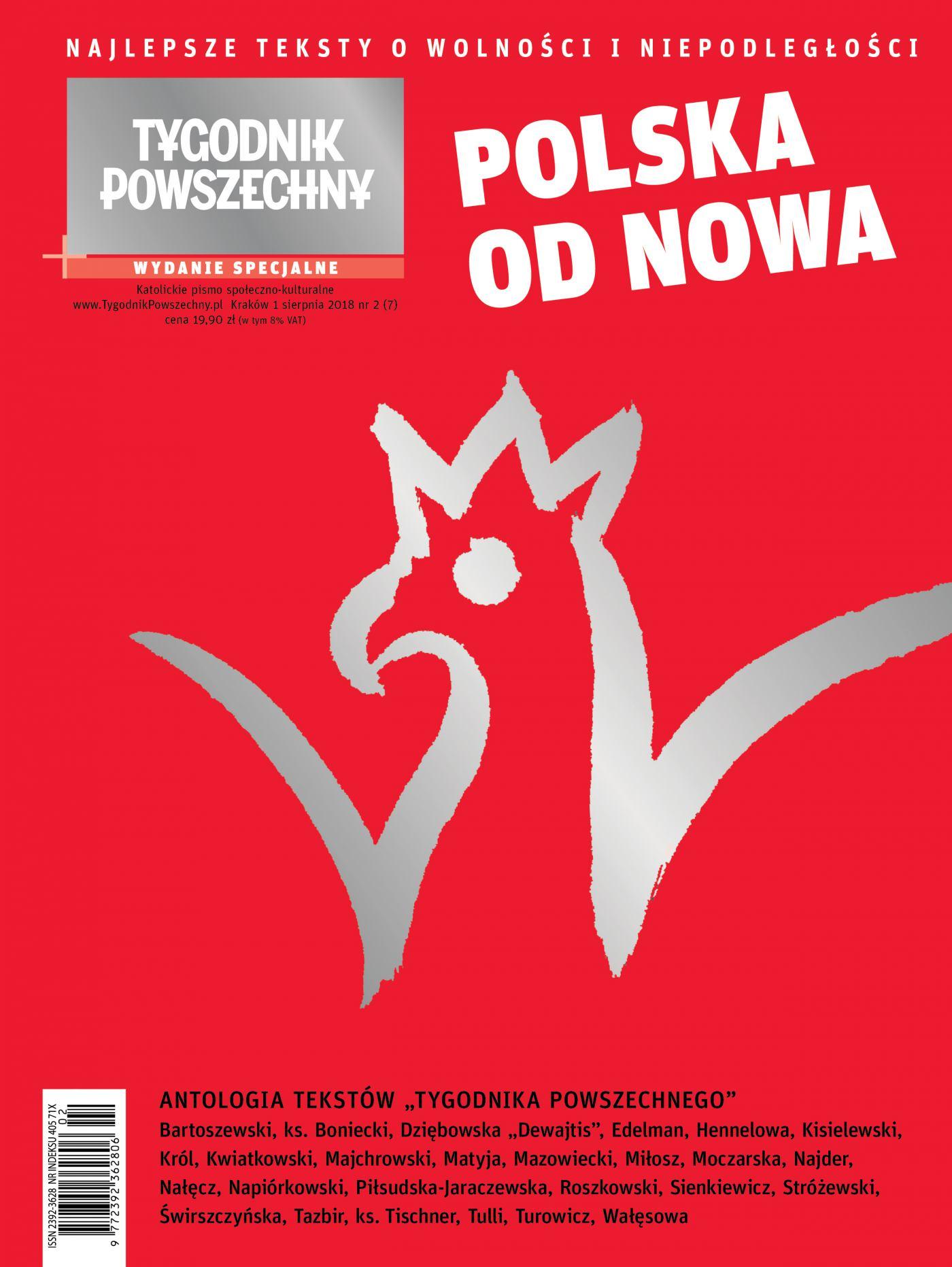 Polska od nowa - Ebook (Książka EPUB) do pobrania w formacie EPUB