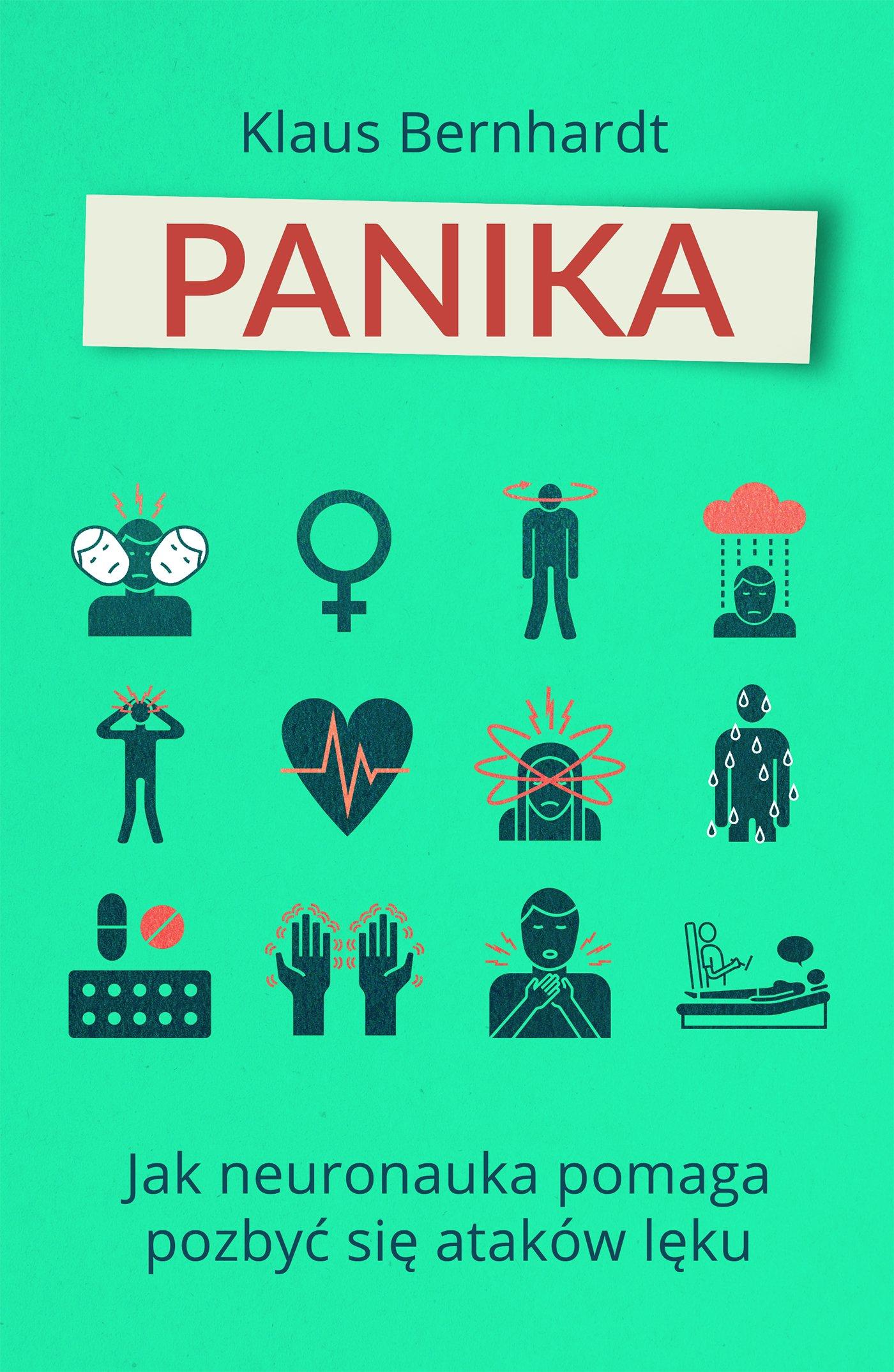 Panika - Ebook (Książka na Kindle) do pobrania w formacie MOBI