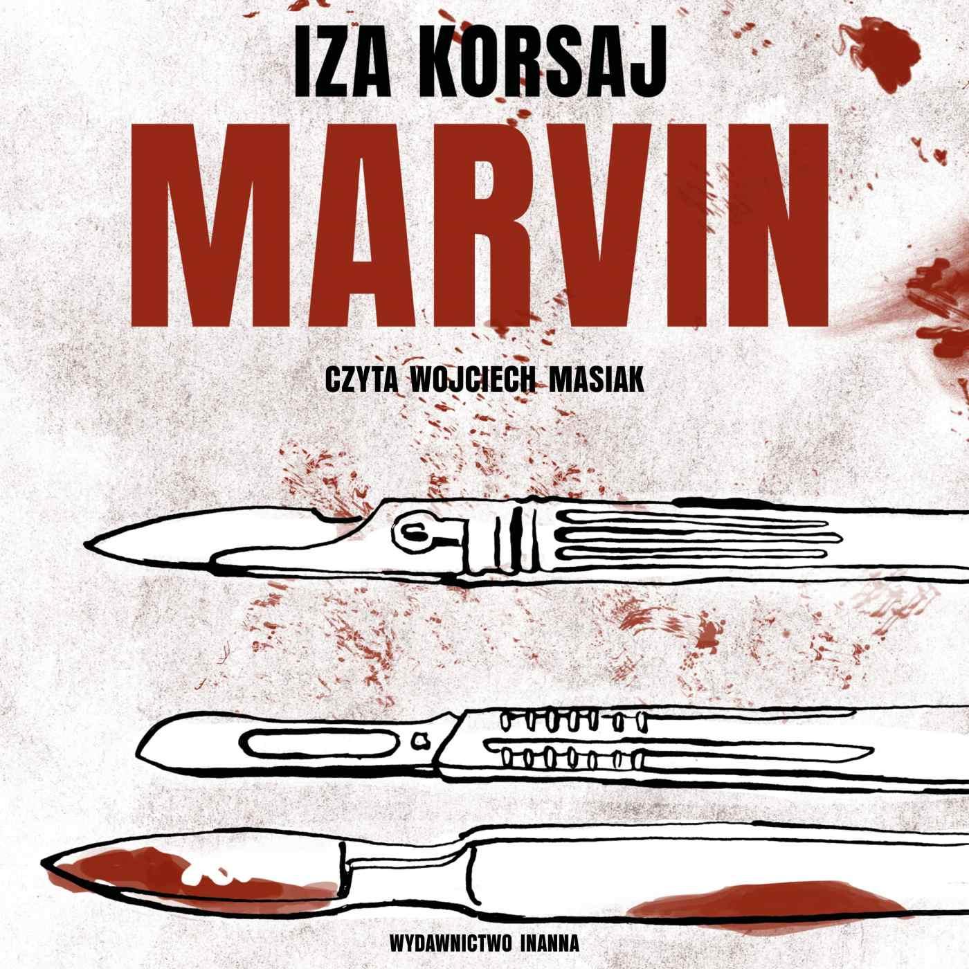 Marvin - Audiobook (Książka audio MP3) do pobrania w całości w archiwum ZIP