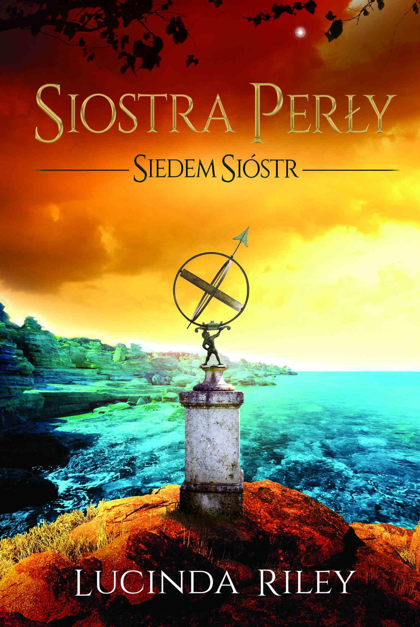 Siostra Perły - Ebook (Książka na Kindle) do pobrania w formacie MOBI